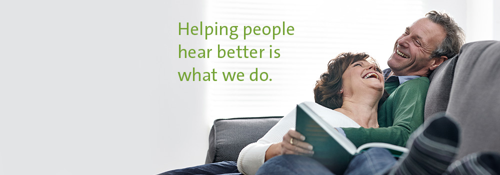 Helping people hear better is what we do.